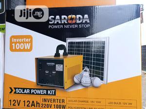 100w Solar Generator | Solar Energy for sale in Lagos State, Ojo