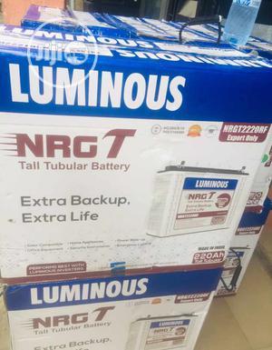 Luminous Solar Battery Tubular 220ah | Solar Energy for sale in Lagos State, Ojo