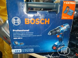 Bosch Rechargeable Drill Machine 18v   Electrical Hand Tools for sale in Lagos State, Ojo