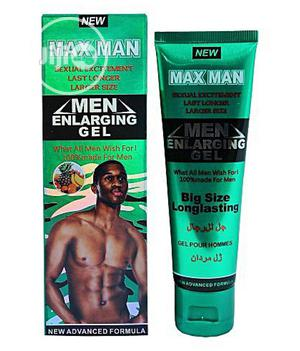 MAXMAN Herbal Male Penis Enlargement Cream Sex Delay Cream | Sexual Wellness for sale in Abuja (FCT) State, Wuse 2