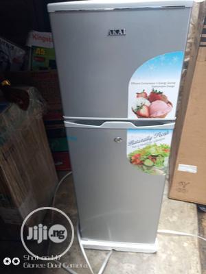 Akai Fridge Double Door Ak175 | Kitchen Appliances for sale in Lagos State, Lagos Island (Eko)