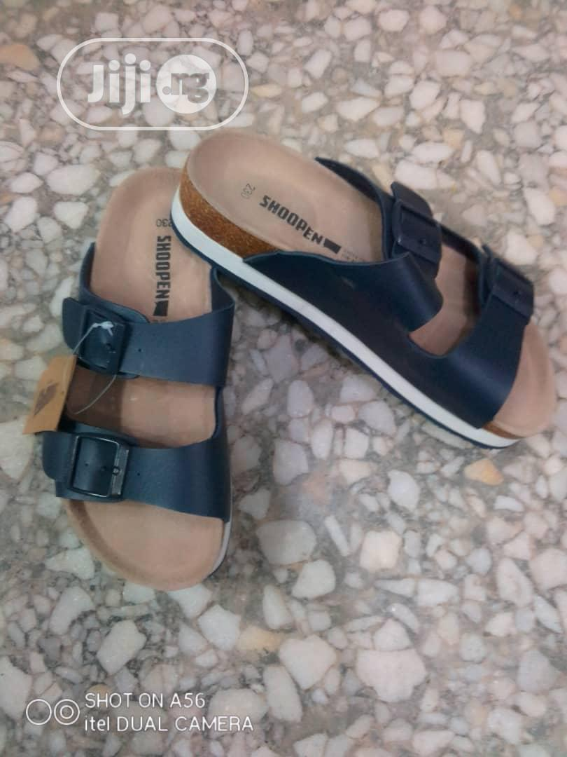 Blue Slippers | Children's Shoes for sale in Lagos Island (Eko), Lagos State, Nigeria
