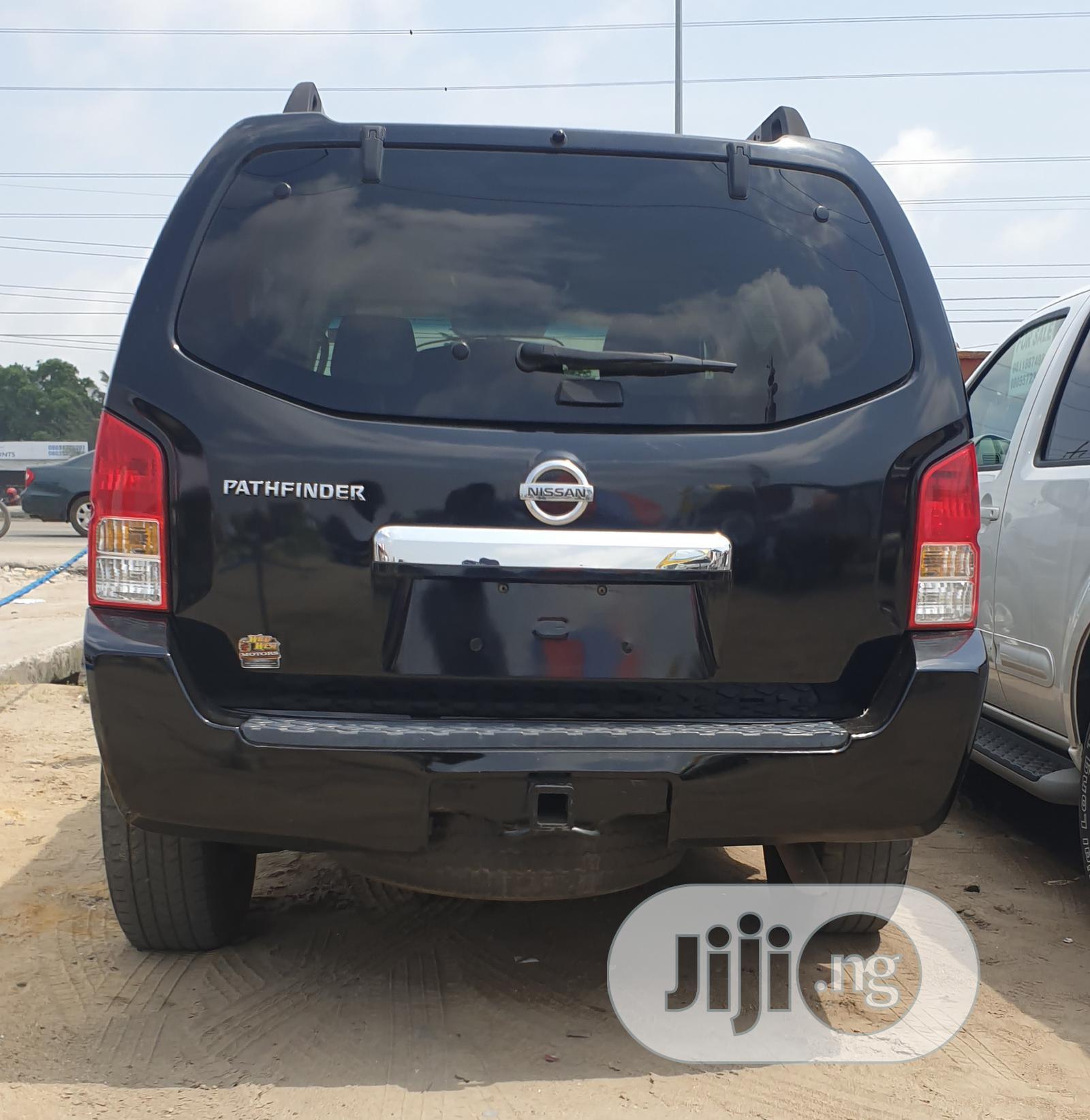 Nissan Pathfinder 2007 Black | Cars for sale in Lekki, Lagos State, Nigeria