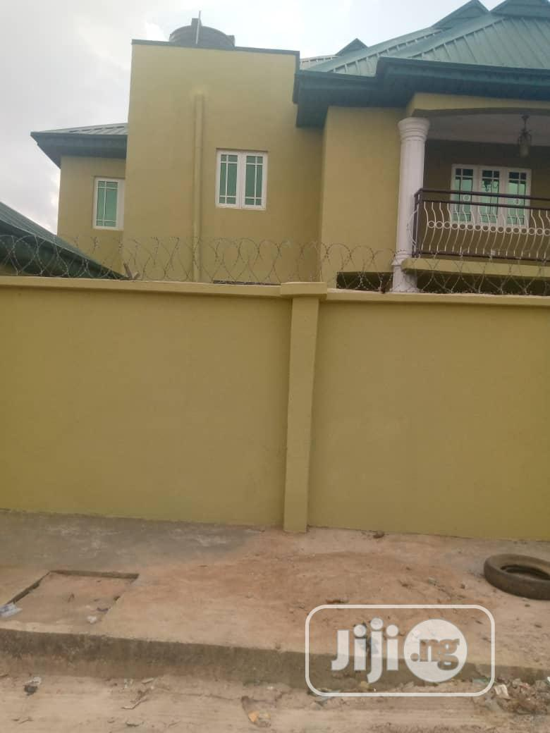 Newly Built Miniflat for Rent at Fagba   Houses & Apartments For Rent for sale in Agege, Lagos State, Nigeria