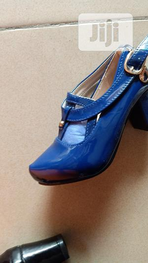 Blue Dress Shoe for Girls | Children's Shoes for sale in Lagos State, Lagos Island (Eko)