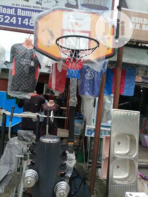 Brand New Basketball Stand | Sports Equipment for sale in Rivers State, Port-Harcourt
