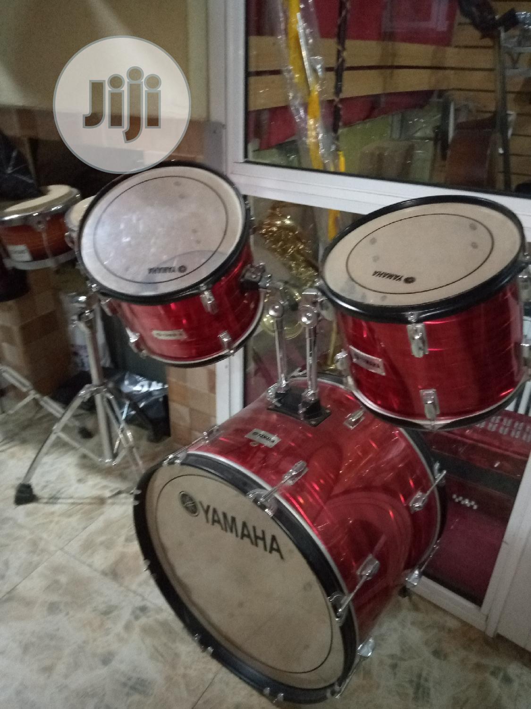 Yamaha Drum Set 5 Pc