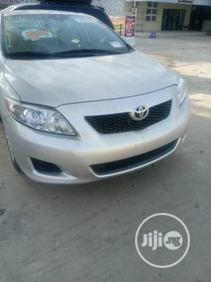 Toyota Corolla 2009 1.8 Advanced Silver | Cars for sale in Abuja (FCT) State, Apo District