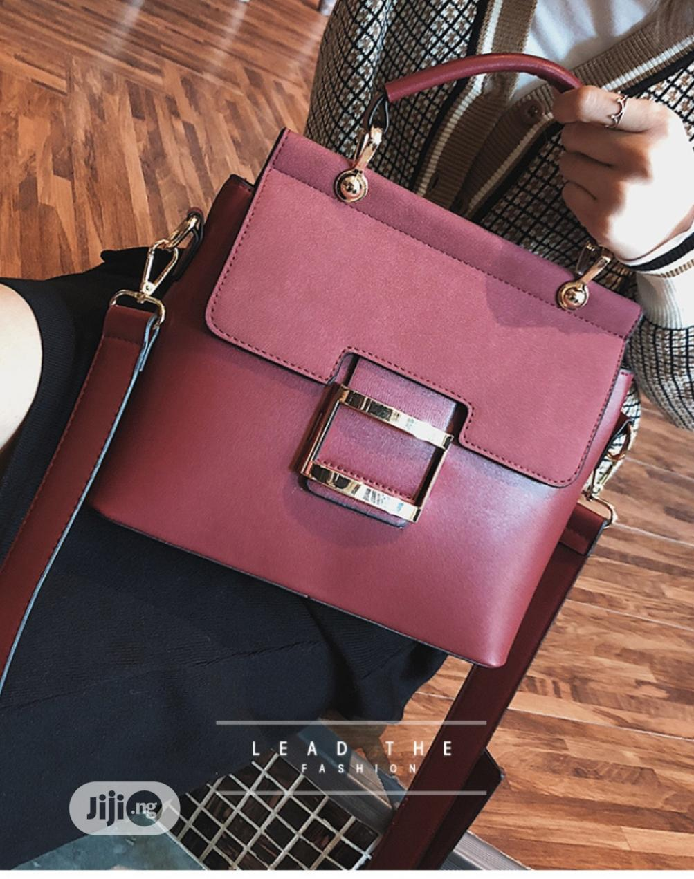 Ladies Pure Leather Quality Hand Bag