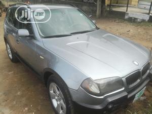 BMW X3 2006 3.0i Blue   Cars for sale in Lagos State, Ejigbo