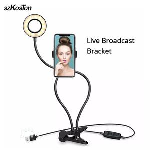 Selfie Ring Light With Phone Holder | Accessories for Mobile Phones & Tablets for sale in Abuja (FCT) State, Dei-Dei