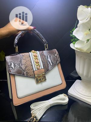 Nice Leather Ladies Handbag | Bags for sale in Lagos State, Ojo