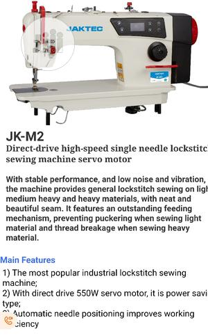 Jaktec M2 Direct Drive Computerized Sewing Machine | Home Appliances for sale in Lagos State, Lagos Island (Eko)