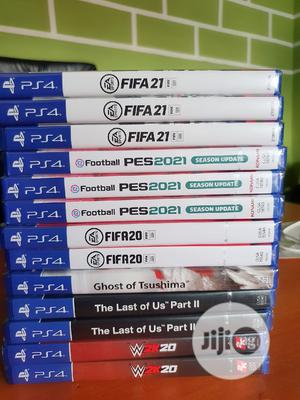 Fifa21 Ps4 Pess 21 | Video Games for sale in Oyo State, Ibadan