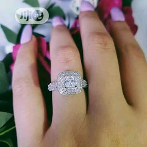 Diamond Stones Engagement Ring | Wedding Wear & Accessories for sale in Lagos State, Surulere