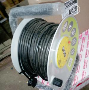 Cable Socket Extension 50 Metres | Accessories & Supplies for Electronics for sale in Lagos State, Ojo