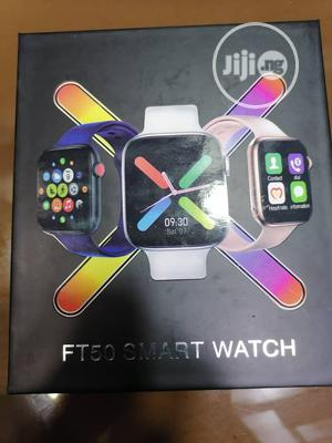 FT50 Smart Watch. | Smart Watches & Trackers for sale in Lagos State, Gbagada