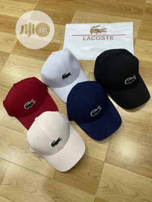Original Lacoste Cap | Clothing Accessories for sale in Lagos State, Surulere