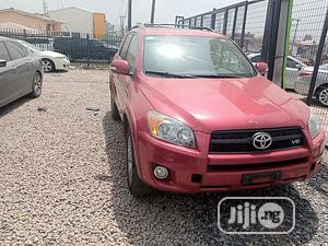 Toyota RAV4 2010 2.5 Sport Red | Cars for sale in Oyo State, Ibadan