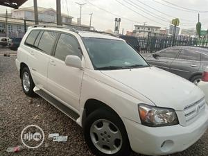 Toyota Highlander 2007 Limited V6 White | Cars for sale in Oyo State, Ibadan