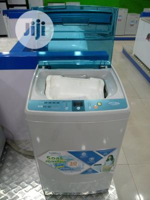 Haier Thermocool Washing Machine 8kg Top Load | Home Appliances for sale in Abuja (FCT) State, Wuse