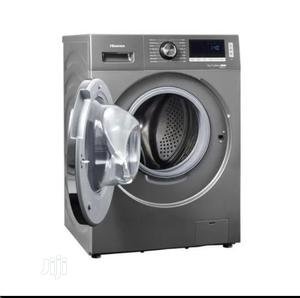 Hisense 10kg Washer 7kg Dryer Automatic Front Load Washing | Home Appliances for sale in Abuja (FCT) State, Central Business District