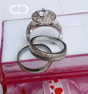 Sterling Silver Wedding Ring | Wedding Wear & Accessories for sale in Lagos State, Victoria Island