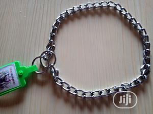 Single Row Choke Chain | Pet's Accessories for sale in Delta State, Oshimili South