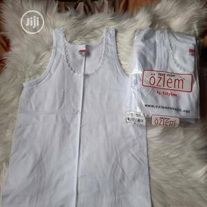 Pure Cotton Girls Singlet   Children's Clothing for sale in Lagos State, Ikeja