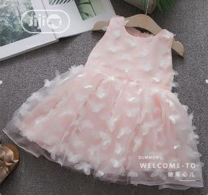 Girl's Pink Gown Princess Party Dresses - 3 Years | Children's Clothing for sale in Lagos State, Amuwo-Odofin