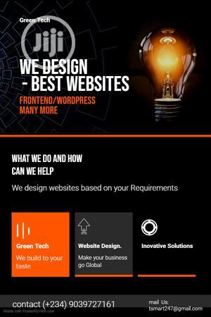 Website Developer/Wordpress | Computer & IT Services for sale in Oyo State, Ibadan