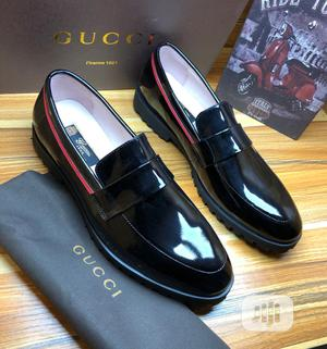 Gucci Leather Shoe for Men's   Shoes for sale in Lagos State, Lagos Island (Eko)