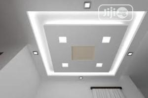 POP Ceiling, 3D Wallpapers, Screeding   Building & Trades Services for sale in Lagos State, Ajah