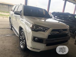 Toyota 4-Runner 2017 White | Cars for sale in Lagos State, Apapa