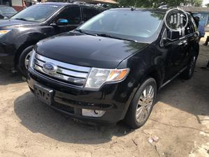 Ford Edge 2008 Black | Cars for sale in Lagos State, Apapa