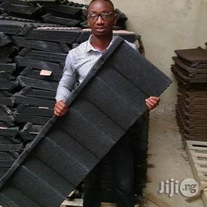 One of the Best Black Roman Roofing Tile IN LAGOS NIGERIA | Building Materials for sale in Lagos State, Lekki