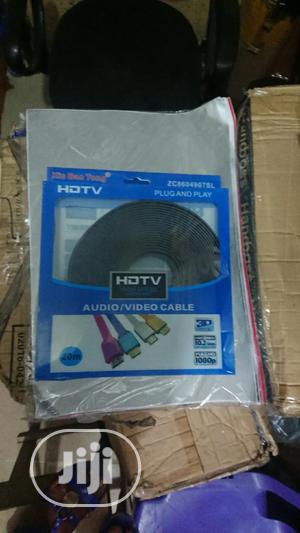 20mtr Hdmi Cable Flat   Computer Accessories  for sale in Lagos State, Ikeja