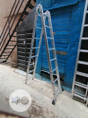 8+8 Multipurpose Ladder | Hand Tools for sale in Lagos State, Lagos Island (Eko)