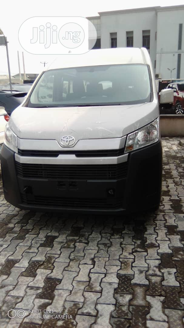 Archive: 2020 Toyota Hiace Bus Up For Sale.
