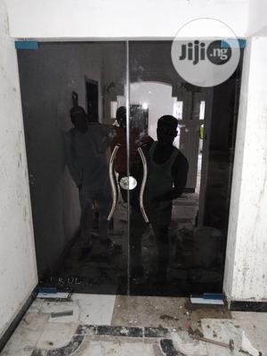 Frameless Swing Door | Doors for sale in Lagos State, Alimosho