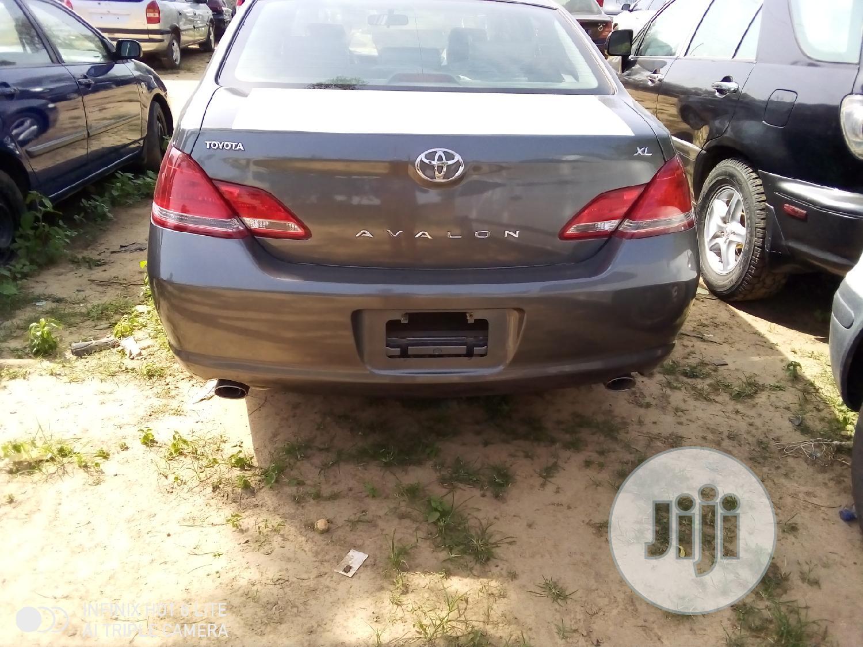 Toyota Avalon 2007 Gray   Cars for sale in Zaria, Kaduna State, Nigeria