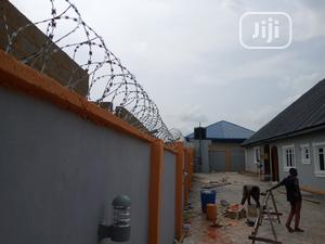 Security Wire; Razor Wire, Barb Wire And Electric Fence-wire   Building Materials for sale in Lagos State, Surulere