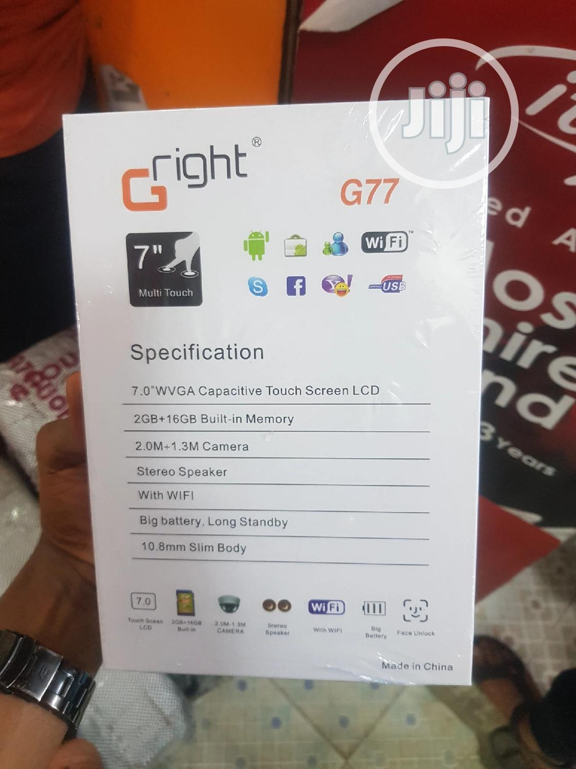 New Tablet 16 GB   Tablets for sale in Ikeja, Lagos State, Nigeria