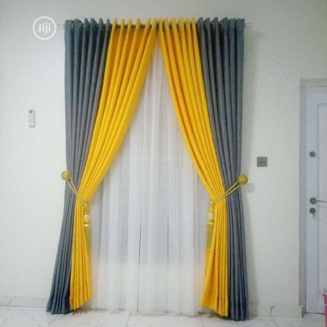Curtains And Window Blinds | Home Accessories for sale in Ikorodu, Lagos State, Nigeria
