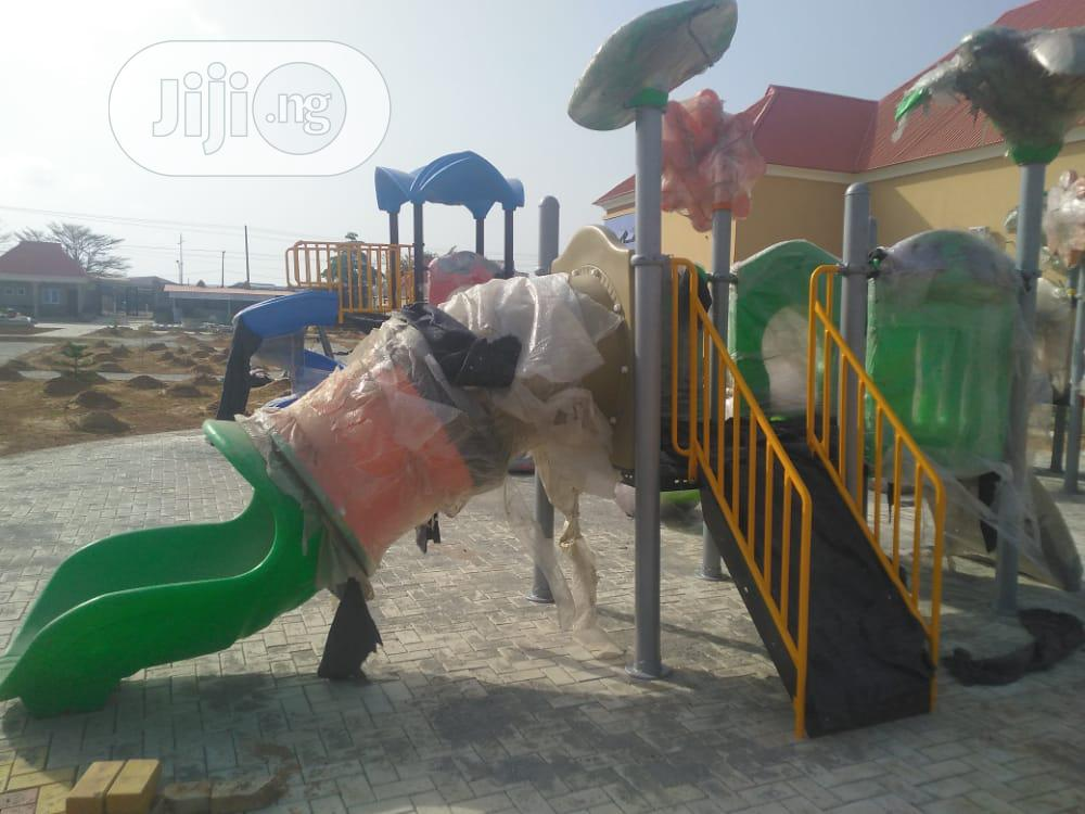 Play Ground Equipment Available In Stock At BM