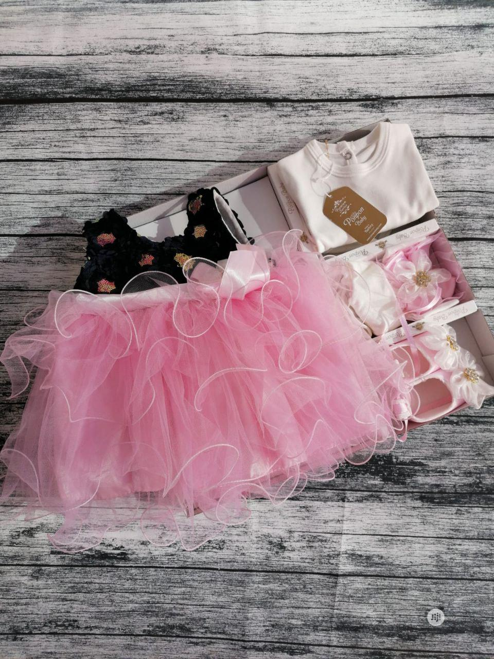 Baby Gown.