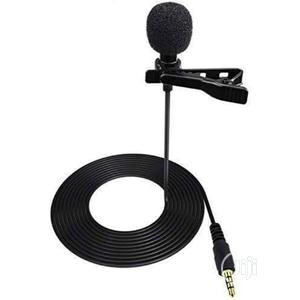 Lapel In Built Mic Noise Cancellation 1.5 Meters With Clip | Audio & Music Equipment for sale in Lagos State, Ikeja
