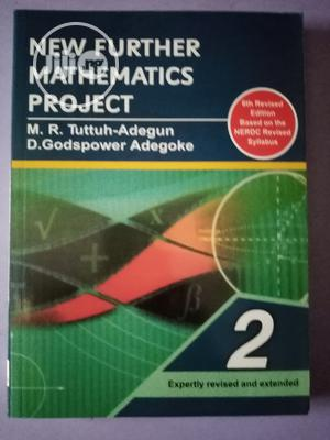 New Further Mathematics Project SS2   Books & Games for sale in Lagos State, Surulere