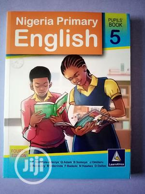 Nigeria Primary English Book 5   Books & Games for sale in Lagos State, Surulere