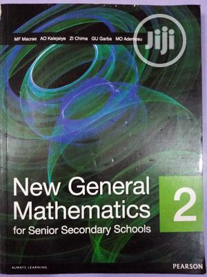 New General Mathematics SS2   Books & Games for sale in Lagos State, Surulere